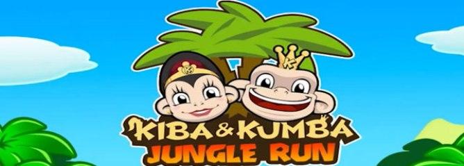 Kiba & Kumba Jungle Run – Affen-Duell im Urwald