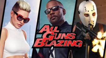 Das Spiel: All Guns Blazing